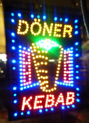 Sign to save the lost soldiers from kebab-less doom