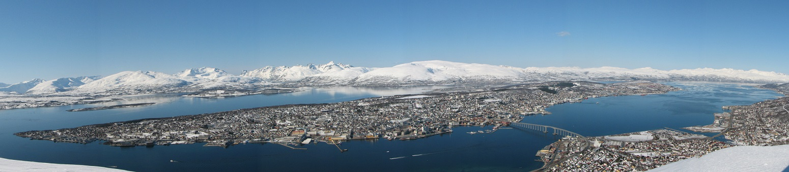 Tromso is a very attractive place