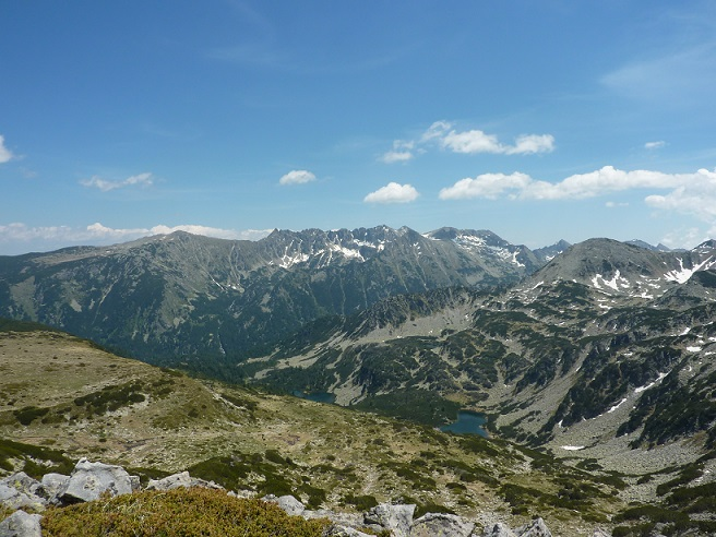 Pirin mountains are beautiful