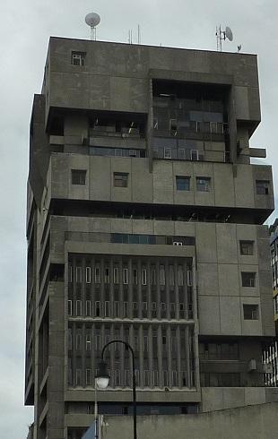 San Jose brutalist architecture