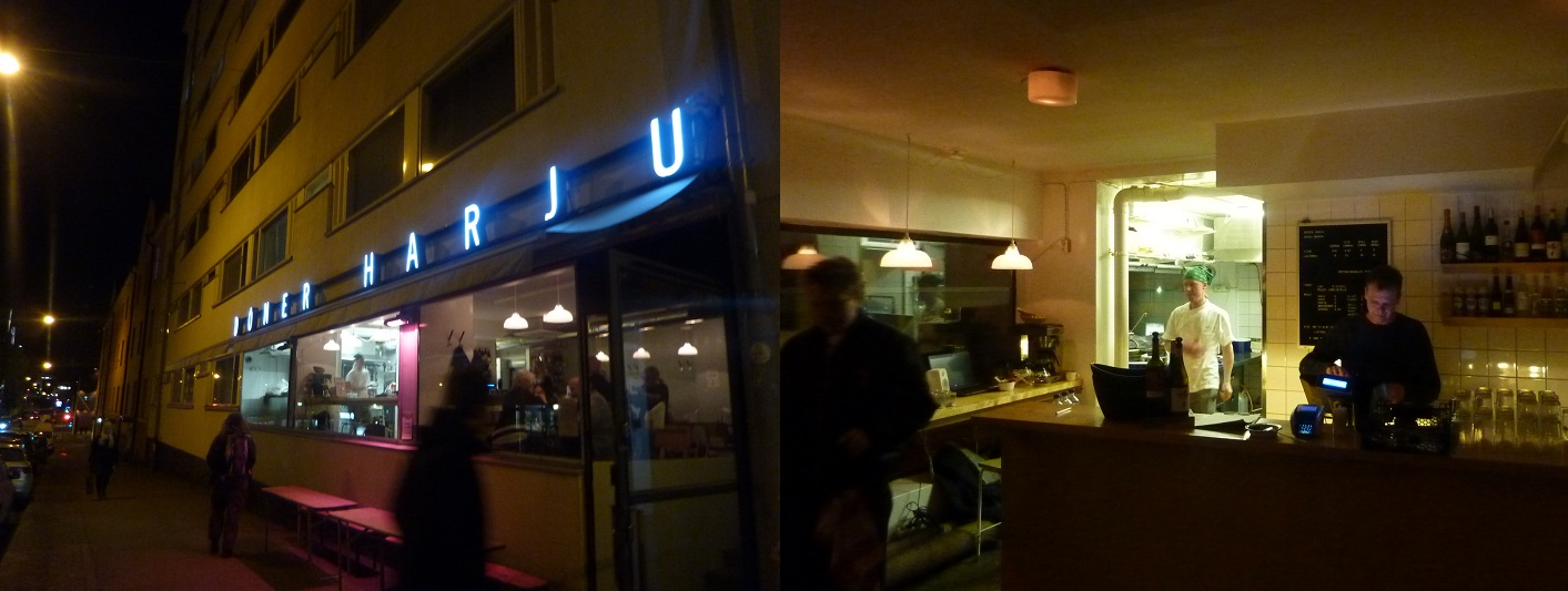 Doner Harju - the best kebab shop in Finland, and maybe the world?
