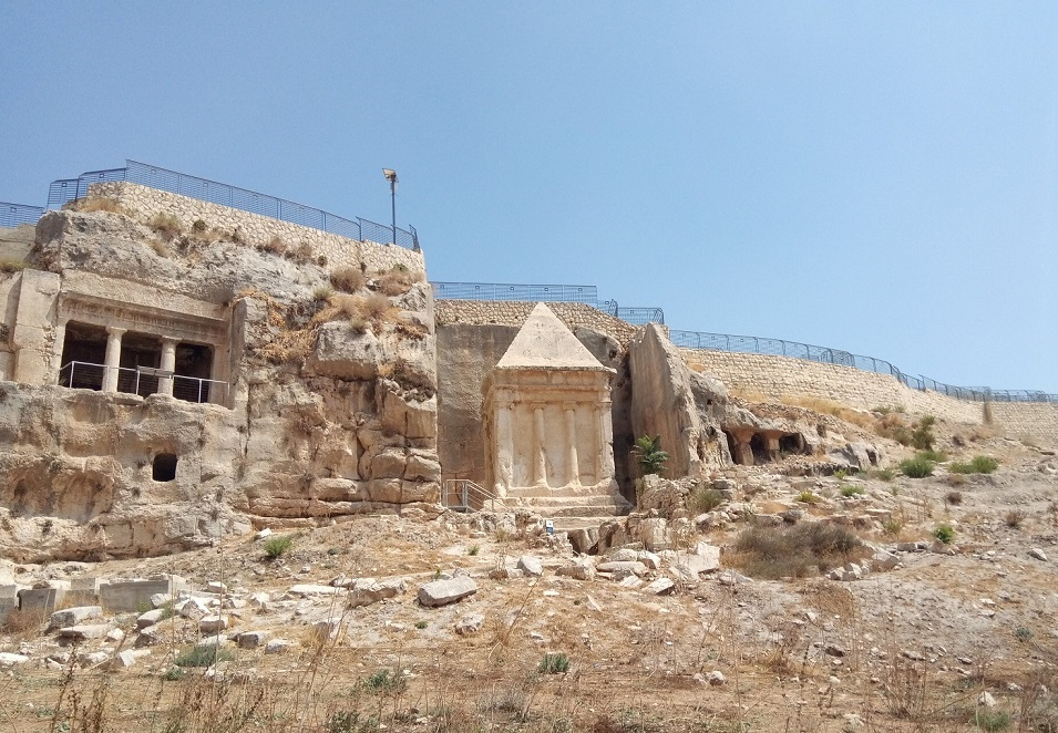 Biblical site of baby Jesus in Jerusalem, Israel. Site of the holy kebab review.