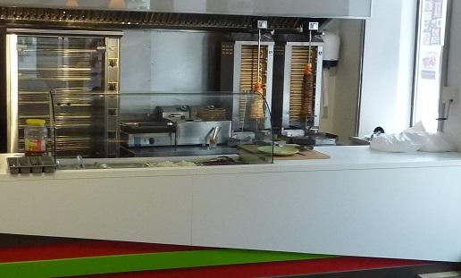 Vilnius has an ele-leg kebab