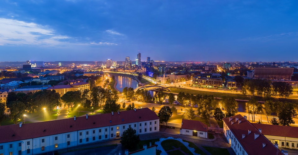 Vilnius is a great city