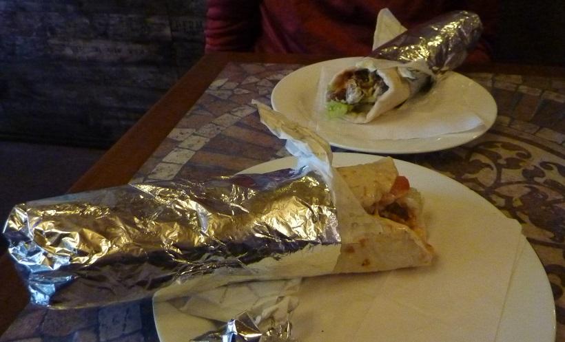 Big kebabs for Norwegian Vikings