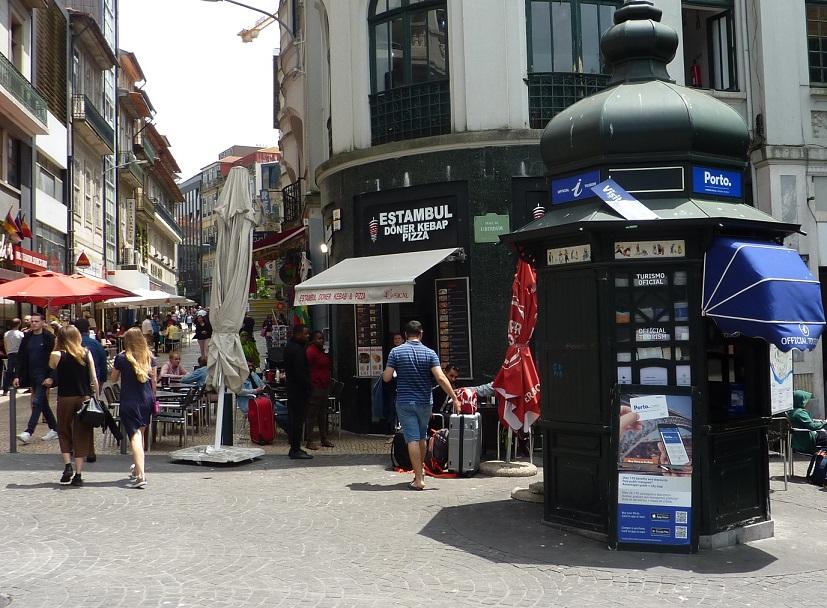 Kebab in Porto, Portugal from Estambul Doner Kebap